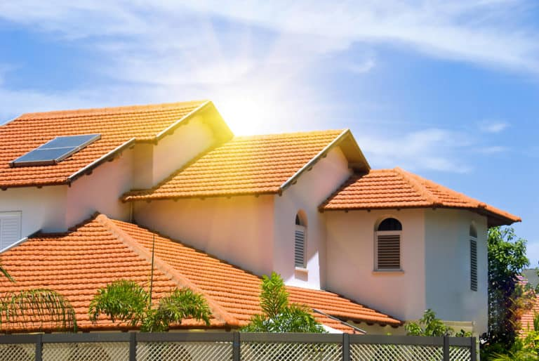 How Heat Affect Roofs in Florida