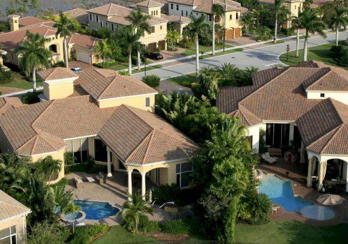 Residential Aerial Roofing bg